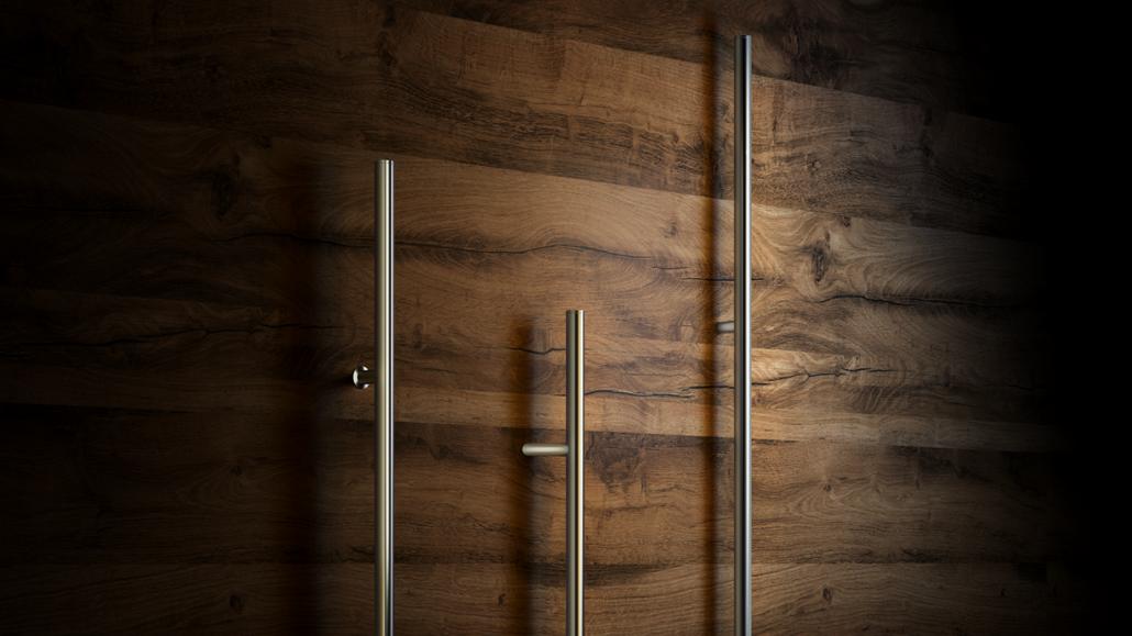 Nega in vzdrževanje inox ročaji za vhodna vrata - maintenance of inox door handles - Griffing
