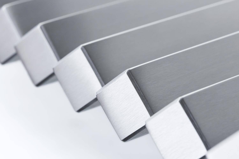 Certificirano nerjaveče jeklo boljša zaščita proti rjavenju - Certified stainless steel tends to have better corrosion resistance - Griffing