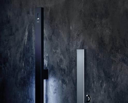 Prime Line inox ročaji za vhodna vrata - Prime Line inox door handles for front doors - Prime Line Edelstahl-Türgriffe für Eingangstür - Griffing