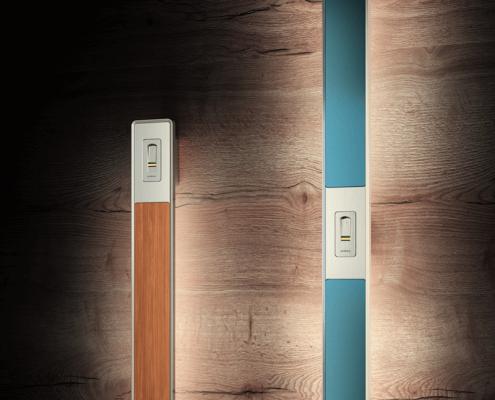 Premium ročaji za vhodna vrata - premium door handles for front doors - Premium Türgriffe für Eingangstür - Griffing