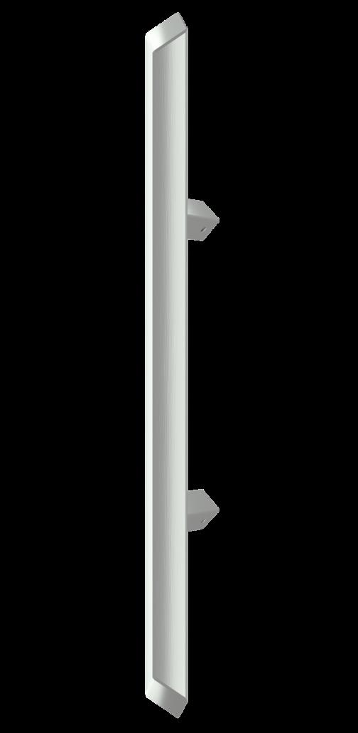 Inox ročaji za vhodna vrata - inox door handles for front doors - Edelstahl-Türgriffe (Türbeschläge) für Eingangstür - Griffing