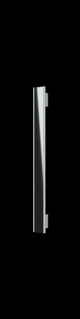 Vision Line C class inox premium ročaj za vhodna vrata s steklenim vstavkom_Griffing