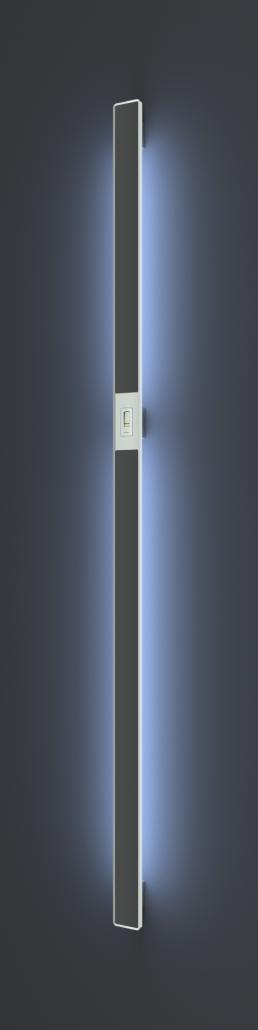 Premium ročaji z LED svetili in čitalnikom prstnih odtisov za vhodna vrata - premium door handles with LED lights and fingerprint reader for front doors - Premium Türgriffe (Türbeschläge) mit LED und Fingerabduckleser für Eingangstür