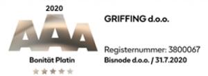 Bonitat Platin Griffing 2020