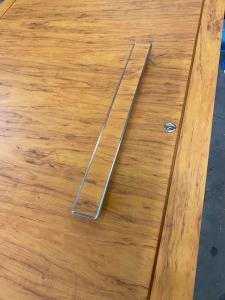 Ročaji po meri - vstavek ročaja iz enakega materiala, kot so vrata