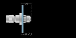 VRA vpetje za ALU panele - VRA fasteners for ALU panels - VRA Einspannungen für ALU-Paneele - Griffing