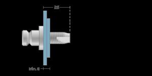 VRS vpetje za ALU panele - VRS fasteners for ALU panels - VRS Einspannungen für ALU-Paneele - Griffing