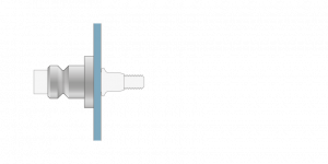 VRU vpetje za ALU panele - VRU fasteners for ALU panels - VRU Einspannungen für ALU-Paneele - Griffing
