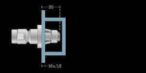 VRA vpetje za ALU profile - VRA fasteners for ALU profile - VRU Einspannungen für ALU-Profile - Griffing