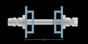VRO vpetje za ALU profile - VRO fasteners for ALU profile - VRO Einspannungen für ALU-Profile - Griffing