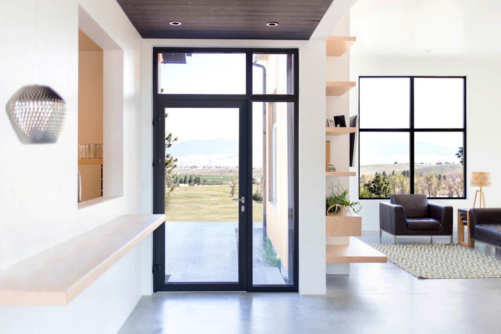 Steklena vrata-vir-Glo European Doors and Windows