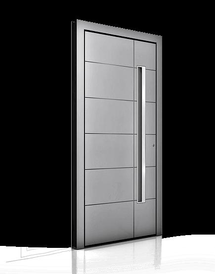 Vrata z utopnim ročajem-vir-Internorm