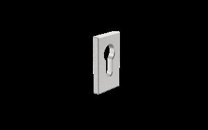RK35L-pravokotna rozeta za pritrjevanje z lepilom-rectangular escutcheon for gluing-Griffing