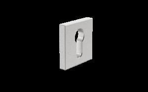 RKL-kvadratna rozeta za pritrjevanje z lepilom-square escutcheon for gluing-Griffing