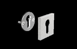RKN-kvadratna rozeta za ključavnico-square escutcheon for lock-Griffing