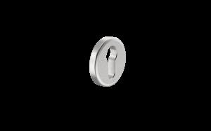 ROL-okrogla rozeta za pritrjevanje z lepilom-round escutcheon for gluing-Griffing