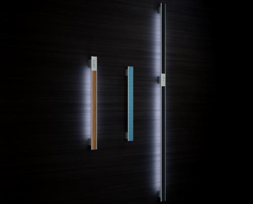 Personalizacija ročajev za vhodna vrata - Personalized door handles for entrance doors - Griffing