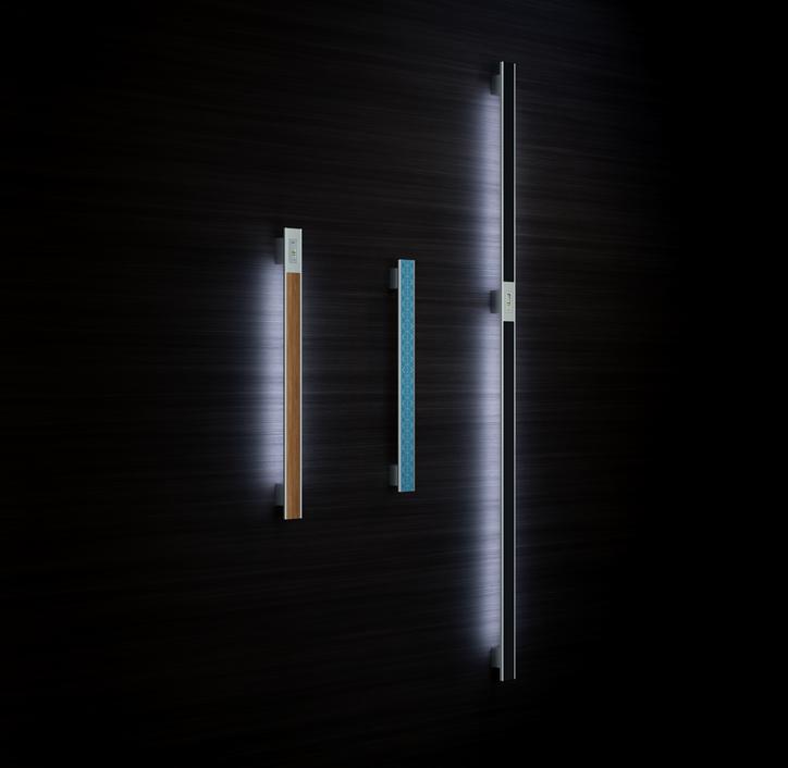 Personalizirani ročaji za vhodna vrata - Personalized door handles for entrance doors - Griffing
