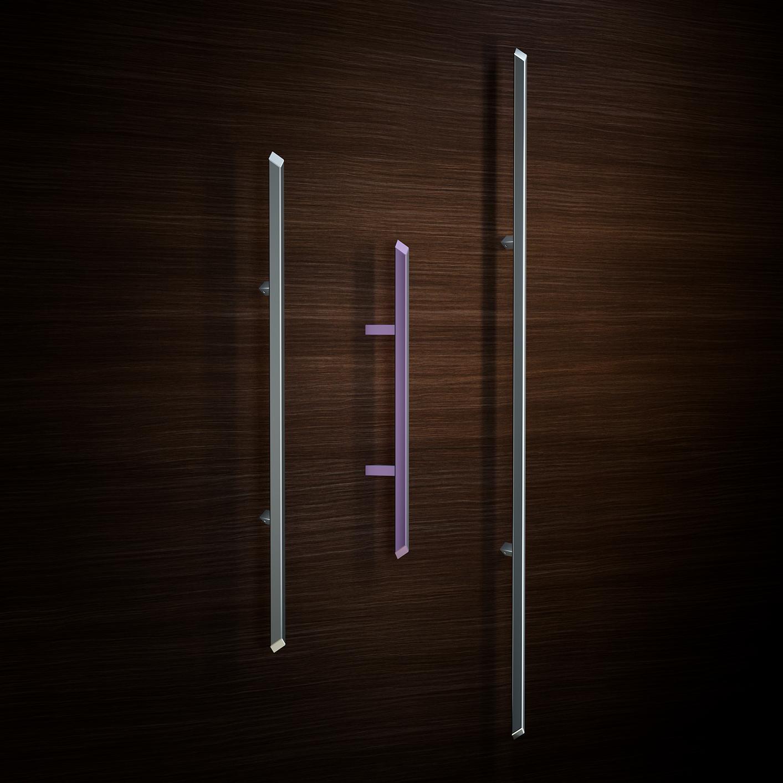 Dolžine po meri ročaji za vhodna vrata - Custom length door handles - Griffing